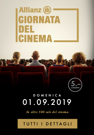 Allianz GIORNATA DEL CINEMA (GdCA) 2019